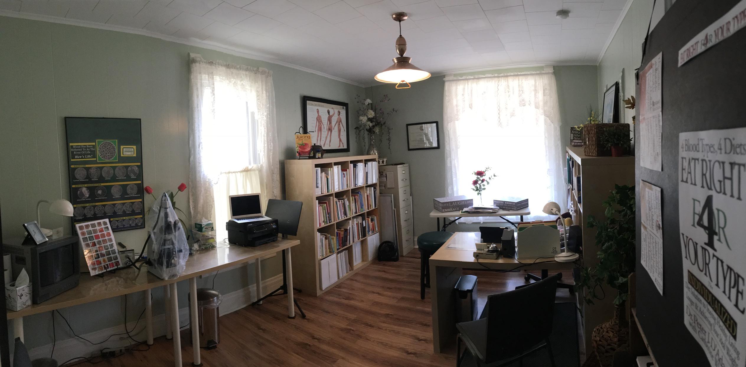Nila Jo's Office